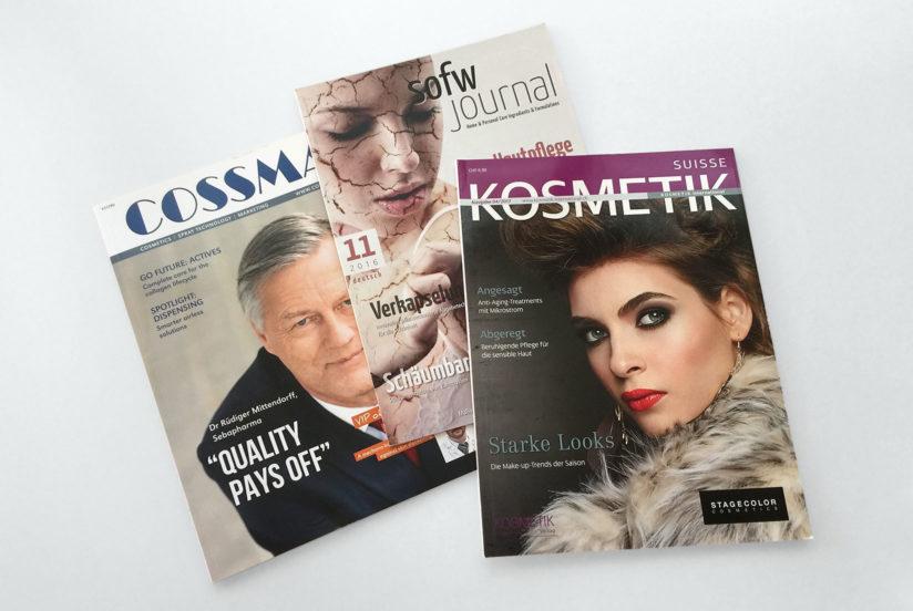 Kosmetik-Magazine