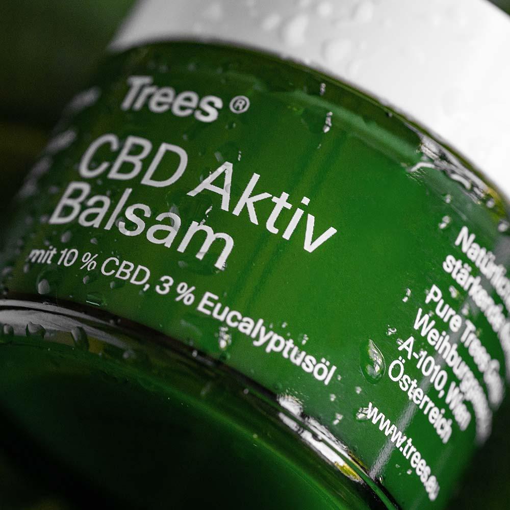 Trees® CBD Aktiv Balsam